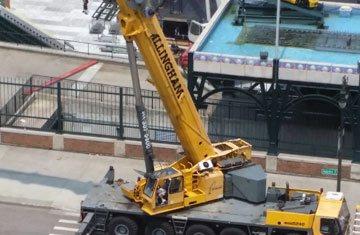 Crane Rental Detroit - Air Compressor Rental Detroit - Crane & Air